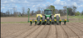 USDA: Planted corn acres to climb less than 1% in 2021