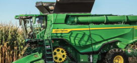 John Deere unveils two X Series combines for 2021