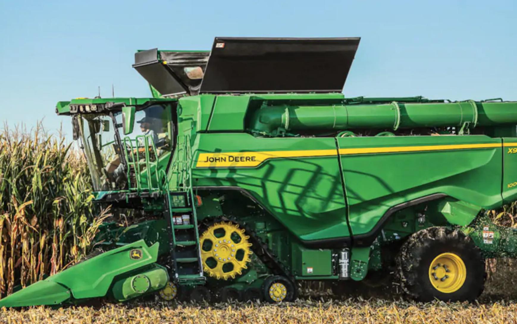 John Deere X9 1100 combine